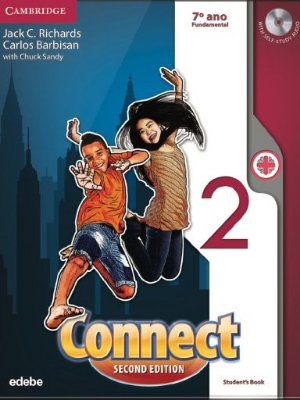 LIVRO DE INGLÊS - CONNECT 7º ANO EF - COLEÇÃO ANTIGA