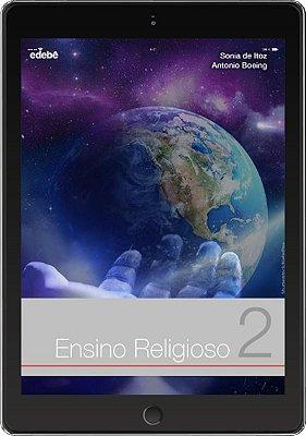 ENSINO RELIGIOSO 2ª SÉRIE EM – LIVRO DIGITAL