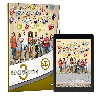 SOCIOLOGIA 3ª SÉRIE EM – LIVRO IMPRESSO E DIGITAL