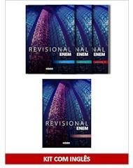 Material Revisional ENEM - Kit  com Inglês