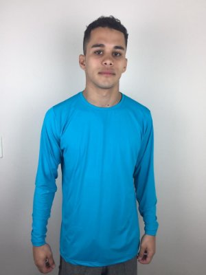 Camiseta Bolt Masculina Proteção UV50+