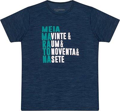 Camiseta Feminina Meia Maratona