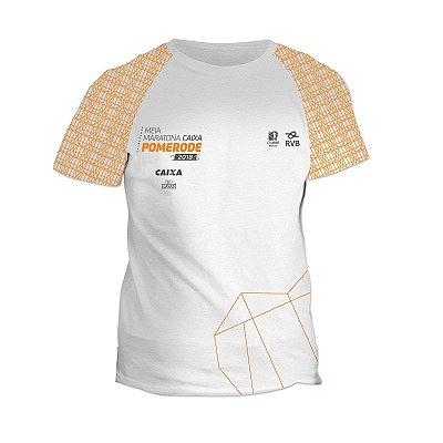 Camiseta Masculina Meia Maratona de Pomerode 2018