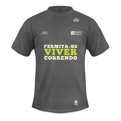 Camiseta Masculina Meia Maratona de Floripa 2019
