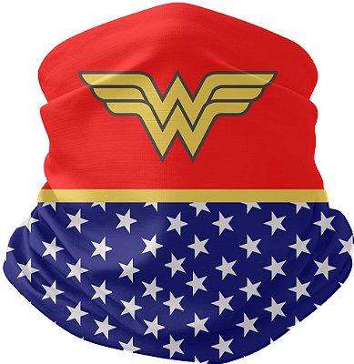 Bandana Tubular Wonder Woman