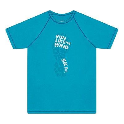 Camiseta Feminina Run Like The Wind 5