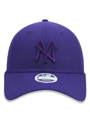BONE NEW ERA ORIGINAL 920 NEW YORK YANKEES NEW ERA PURPLE MBG18BON006