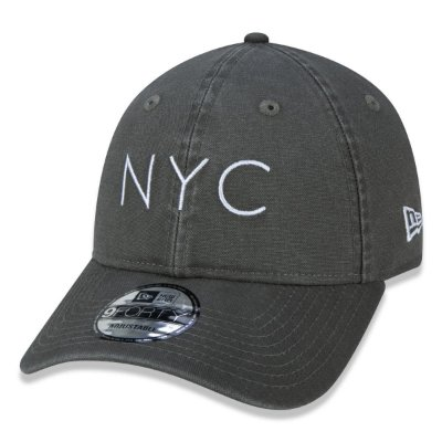 BONE NEW ERA ORIGINAL 940UNST NEW ERA WASHED DUCK NYC MOS SS20 NEP20BON109