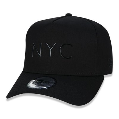 BONE NEW ERA ORIGINAL 940KF NEW ERA NYC TPU BLACK BLK SS20 NEP20BON102
