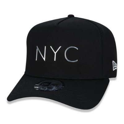 BONE NEW ERA ORIGINAL 940KF NYC TPU SILVER BLK SS20 NEP20BON100