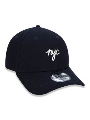 BONE NEW ERA ORIGINAL 940  SN METAL BADGE NYC NEP20BON008