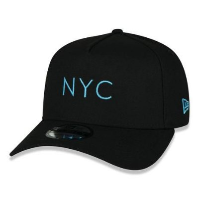 BONE NEW ERA ORIGINAL 940 AF SN SIMPLE FLUOR NYC BLK NEB NEI20BON155