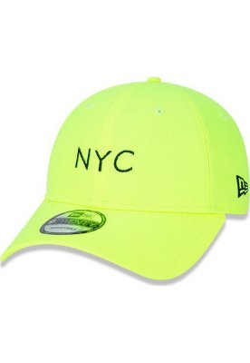 BONE NEW ERA ORIGINAL 920 ST SIMPLE FLUOR NYC GREEN NEI20BON154