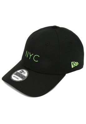 BONE NEW ERA ORIGINAL 940 AF SN SIMPLE FLUOR NYC GRE NEI20BON106