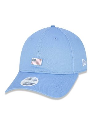 BONE NEW ERA ORIGINAL 940 SN 90S CONT US FLAG BLU NEI20BON101