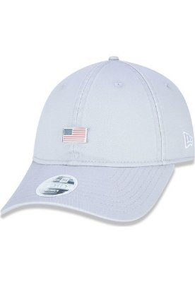 BONE NEW ERA ORIGINAL 940 SN 90S CONT US FLAG GRA NEI20BON099
