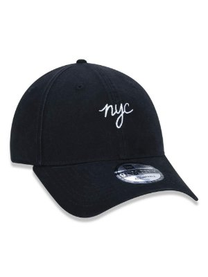 BONE NEW ERA ORIGINAL 920 ST CITIES MINI NYC BLK NEI19BON033