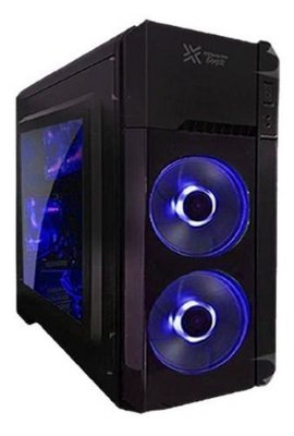Cpu Pc Gamer Top Intel I5  8gb  Ssd 240gb Geforce Gt610 2gb