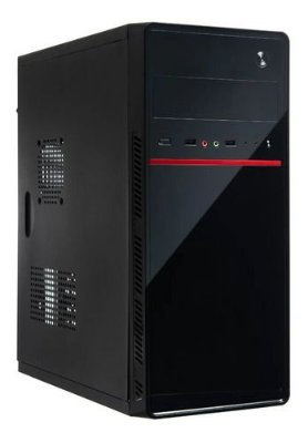 Computador Desktop Cpu Intel Core I3 4gb Ddr3 Ssd 120gb