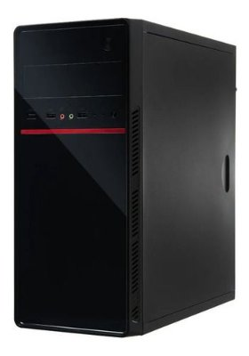 Cpu Nova Intel Dual Core 4gb Hd 500gb Wifi  Promoção