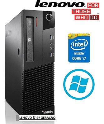 Cpu Lenovo I7 4ª Geração - 16gb - Hd 1tb - Oferta!!!
