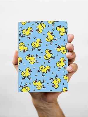 Caderninho capa mole A6