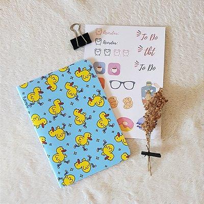 Caderneta Patinho