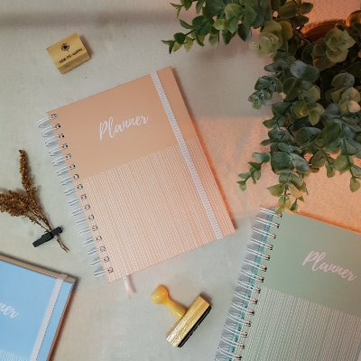 Planner Colors 2021 Coral