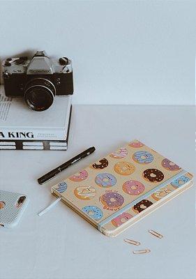 Sketchbook clássico Donut