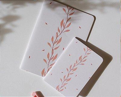 Caderneta Aroma