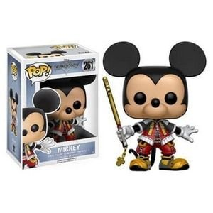 Mickey - Kingdom Hearth - Funko | Chapéu D. Palha