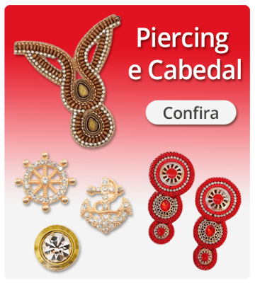 Piercing e Cabedal