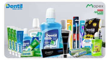 Mini Banner Dentil