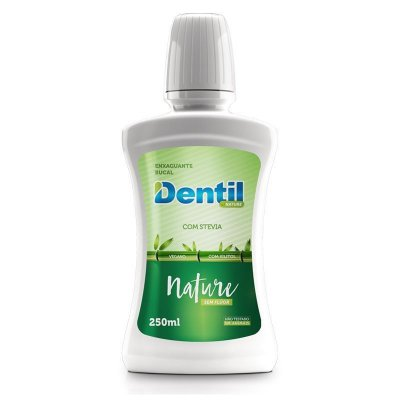 Enxaguante Bucal Dentil Nature Vegano 250ml
