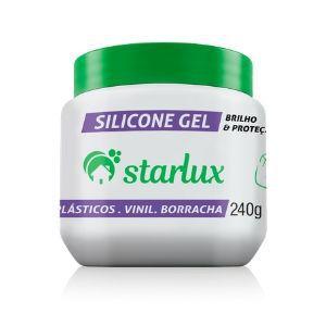 Silicone Gel Brilho e Proteção Fácil Remoção 240g - Linha Starlux