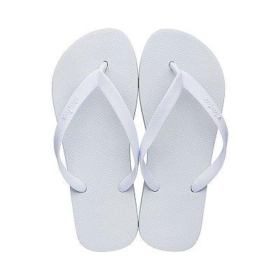 Sandália Starlux Clássica Branca