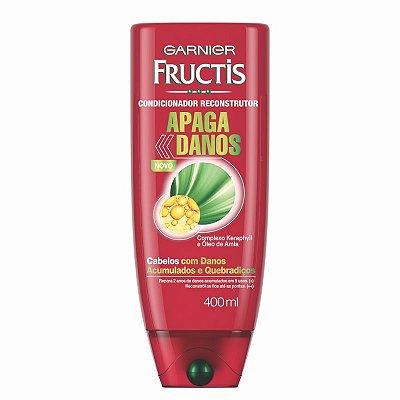 Condicionador Fructis Apaga Danos 400ml