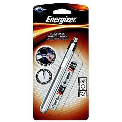 Lanterna Energizer Pen Light Led com 2 pilhas AAA
