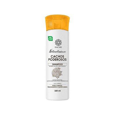 Shampoo Isacare Cachos Poderosos 350ml