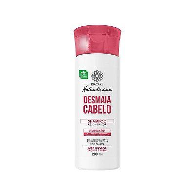 Shampoo Isacare Desmaia Cabelo 200ml ( Com Ação Reconstrutora )