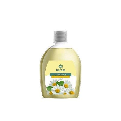 Sabonete Líquido Isacare Camomila 365ml (Pele Hidratada e Sedosa)
