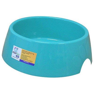 Comedouro Plástico Resistente Pop N3 1.000 ML - Linha Starlux Pet