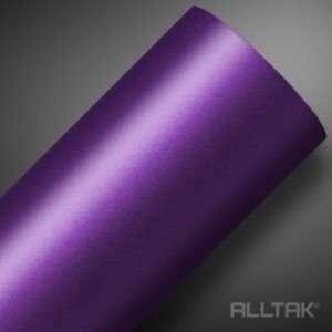VINIL ALLTAK JATEADO PURPLE METALLIC 1,38MT X 1,00MT
