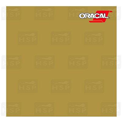 VINIL ORACAL 651 GOLD 091 1,26MT X 1,00MT