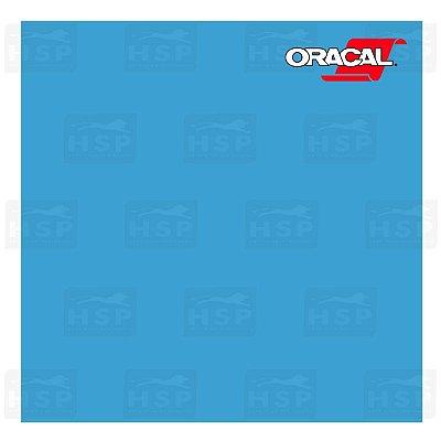 VINIL ORACAL 651 ICE BLUE 056 1,26MT X 1,00MT