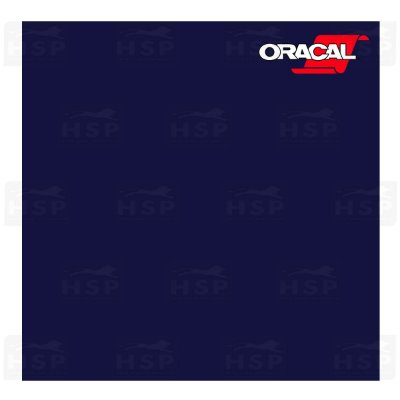 VINIL ORACAL 651 STEEL BLUE 518 1,26MT X 1,00MT