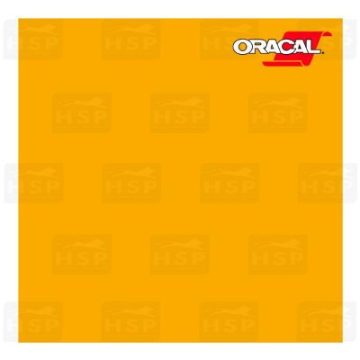 VINIL ORACAL 651 GOLDEN YELLOW 20 1,26MT X 1,00MT
