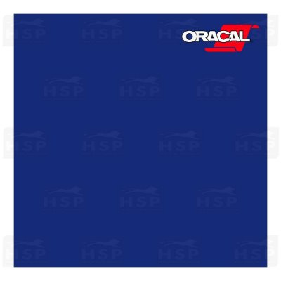 VINIL ORACAL 651 KING BLUE 049 1,26MT X 1,00MT