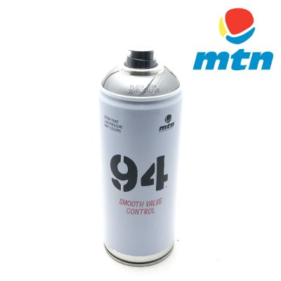 TINTA SPRAY MONTANA 94 400ml PRATA JÓIA