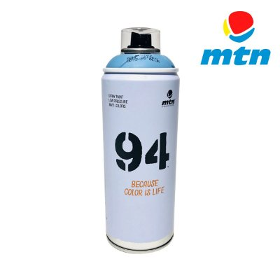 TINTA SPRAY MONTANA 94 400ml AZUL ODISSEIA